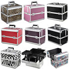 Beauty vanity makeup trinket cosmetic box case nail polish storage 9 Colors