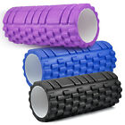 New Grid Foam Roller Yoga Pilates Massage Exercise Fitness Gym Sports Core Body