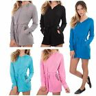 Hidden Fashion Womens Ladies Star Print Hooded Long Sleeved Playsuit Onesies