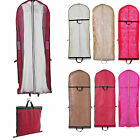 6 Colors Extra Large Garment Bags Wedding Dress Party Gown Protective Cover NEW