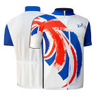 Cycling Jersey / Shirt Cycle MTB Top Short Sleeves Jersey UK FLAG S TO XXL