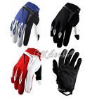New Racing Motorcycle Motorbike Motocross Cycling Dirt Bike Full Finger Gloves