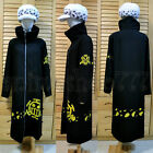One Piece Trafalgar Law Coat Hat 2 years later Cosplay Costume Free Shipping  GO