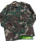 CROATIAN ARMY WOODLAND CAMO SHIRT