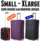 Lightweight Large Medium Small Cabin Travel Trolley Luggage Suitcase Bag Case