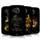 HEAD CASE DESIGNS WARRIORS FROM THE WILD HARD BACK CASE COVER FOR HTC DESIRE C