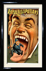 circus vintage advertising Posters and framed pictures, midgets and giants