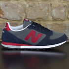 New Balance U430SGR Trainers Brand new in box Navy Blue / Red UK 6,8,9,10