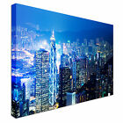 Hong Kong cityscape Canvas Art Cheap Wall Print Large Any Size