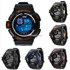 Men Multi-Function Sports Dive Watch LED Sport Digital Waterproof Alarm SH New