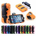 Defender Life Shock Proof Case & Holster for iPhone 5 5S Black Cover w/Belt Clip