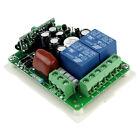 220V 2 Channel RF Wireless Remote Control Receiver Relay Module 315/433MHz HOT