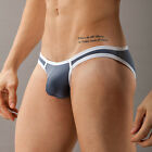 Sexy Men Smooth G-String Underwear Shorts Bluge Thongs Bikinis Jockstrap Briefs
