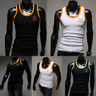 DISCOUNT~ Mens Muscle Vest Athletic Sports Jersey A-Shirt Tank Tops Undershirts
