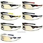Khan Designer Sunglasses Semi Rimless Sports Mens Womens Ladies Unisex KN5270CLR