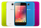 New In Box Blu Star 4.0 S410a Dual Sim Gsm Unlocked Android Phone