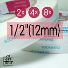 """1/2"""" 12mm x 27yd Sookwang Double sided Adhesive tape Scor-tape for scrapbooking"""