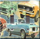 Light Switch Plate Cover - Antique cars convertable model 2 - Vintage collection