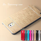 For Samsung Galaxy S3/S4/S5/S6/NOTE shell Hard Metal Ultra Thin Slim Case Cover