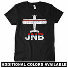 Fly Johannesburg JNB Airport Women's T-shirt - South Africa ZA Plane - S to 2XL