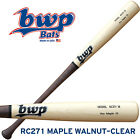 BWP Bats 271 Pro Select Maple Adult Wood Baseball Bat