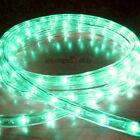 GREEN LED ROPE LIGHT OUTDOOR CHRISTMAS XMAS LIGHTING GARDENS MULTIFUNCTION MOOD