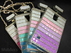 DIAMOND RHINESTONE CRYSTAL BLING PERFUME BOTTLE CASE COVER SAMSUNG NOTE 3 N9000