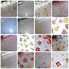 BUY 2 METRES, GET 2 METRES FREE,From £2.45 Cellophane Gift Wrap,Folded, Pull Bow