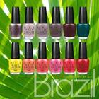 OPI Brazil Spring/Summer Collection 2014! Buy 5 get 1 FREE !