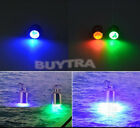 Light New LED Deep Drop Underwater Fishing Squid Fish Lure Flashing Lamp 5 Color