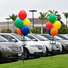 Car Dealer Reusable Balloon Cluster Kit No Helium Auto Brand Names  U Pick