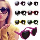 Fashion Heart Shape Costume Sunglasses Funny Glasses Frame for Party New