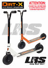 NEW Dirt X Tough Construction Off-road Adult Scooter, holds 110kg