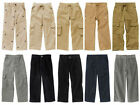 NWT Gymboree Boys Pants 4 5 6 7 8 Cargo Corduroy Active Fleece Khaki Gray Blue