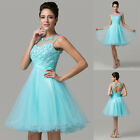 HOT Trendy Evening Cocktail Prom Party Gown Formal Wedding Masquerade Dresses GK