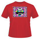 Mens T-Shirt, Test Card Inspired By The Big Bang Theory Ideal Birthday Gift