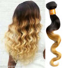 New WIGISS 50g BODY WAVE 1b27#  INDIAN VIRGIN UNPROCESSED HUMAN HAIR hot sell