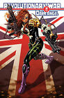 Marvel Revolutionary War Comic Books #1 and up Bagged  and Boarded