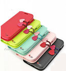 Wallet Luxury Leather Magnetic Flip Cover Case for Samsung Galaxy Note 2 N7100