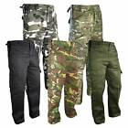 Kyпить Mens Army Military Combat TrousersCamo Camouflage Pants Airsoft Work Cargo на еВаy.соm