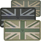 Viper Rubber Velcro Union Jack Army Military Airsoft Novelty Paintball Patch