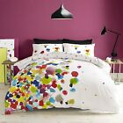 Vader Bed set by designer Zandra Rhodes, duvet cover set includes pillow case
