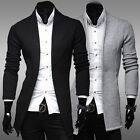 Men Stylish Casual Slim Fitted Knit Sweater Formal Jackets Coat Premium Cardigan