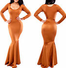 Women Evening Prom Dress Ball Gown Bandage Bodycon Long Maxi Cocktail Party