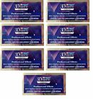 14 CREST3D PROFESSIONAL EFFECTS LUXE WHITENING STRIPS PRO TEETH 7 DAYS