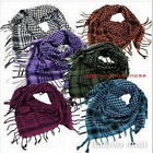 UNISEX HOUNDSTOOTH NECK SCARF SHAWL SNOOD WRAP KANYE 11COLORS NEW