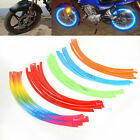 16pcs Motorcycle Wheel Tape Motorbike Rim Stripe Sticker 5 Colors available #