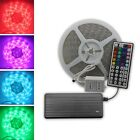 Continuous 60LEDs/M 20M/Reel RGB 5050 SMD LED Strip Light Flexible Waterproof IR