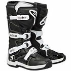 New 2013 Alpinestars Tech 3 Motocross Atv Boots White Black