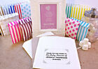 Personalised Baby Shower Sweet Bags VINTAGE RETRO SHABBY Candy Cart Wedding Favo